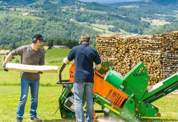 Brennholztechnik