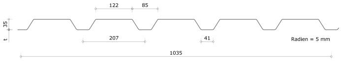 Profil 35/207
